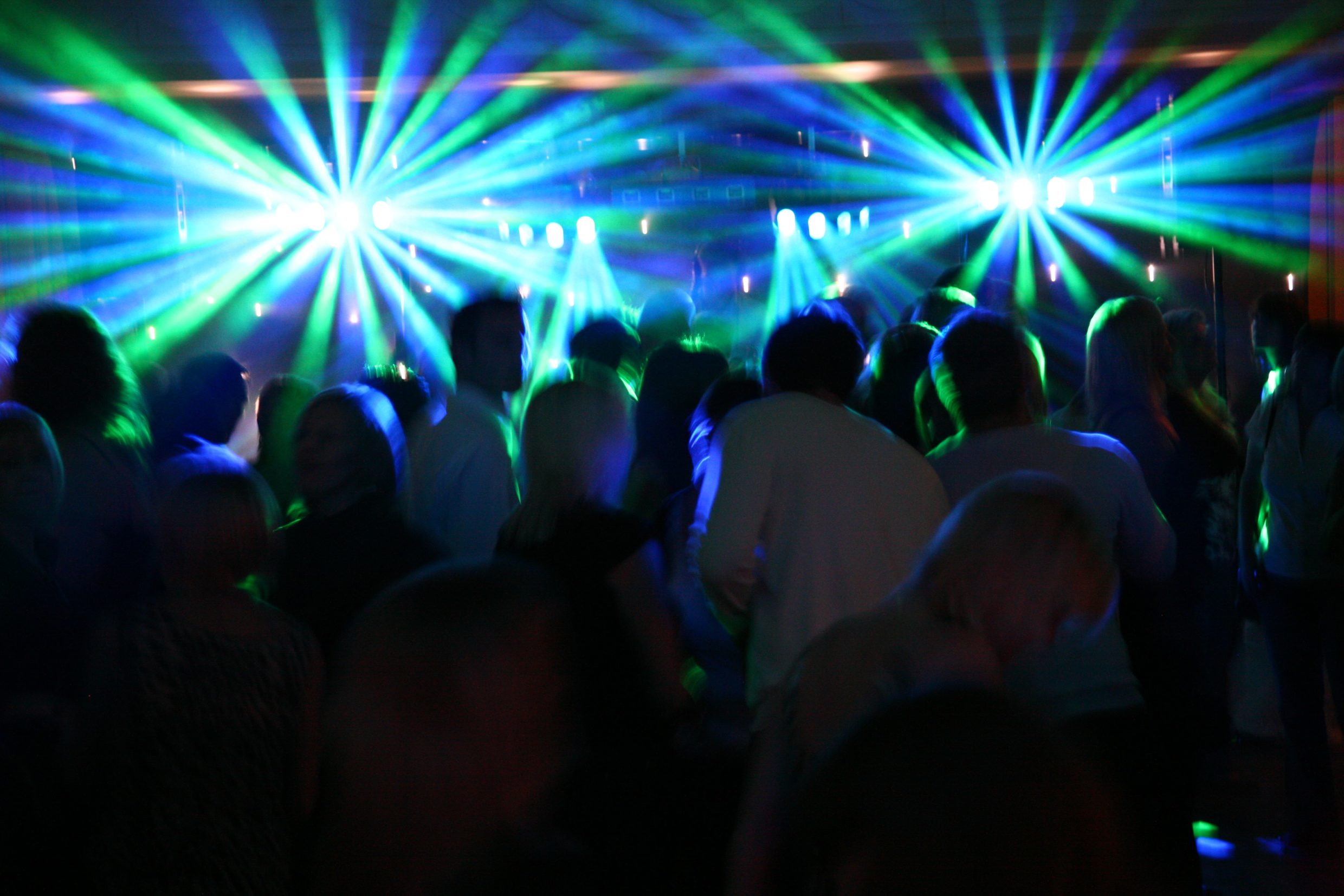 Hire a Professional DJ from Tony Poole Discos