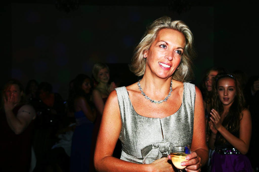 Introducing Sheryl Gascoigne At Her Book Launch Party