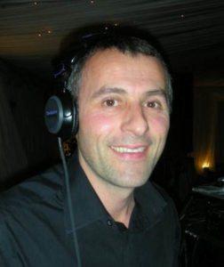 DJ Graham Thompson