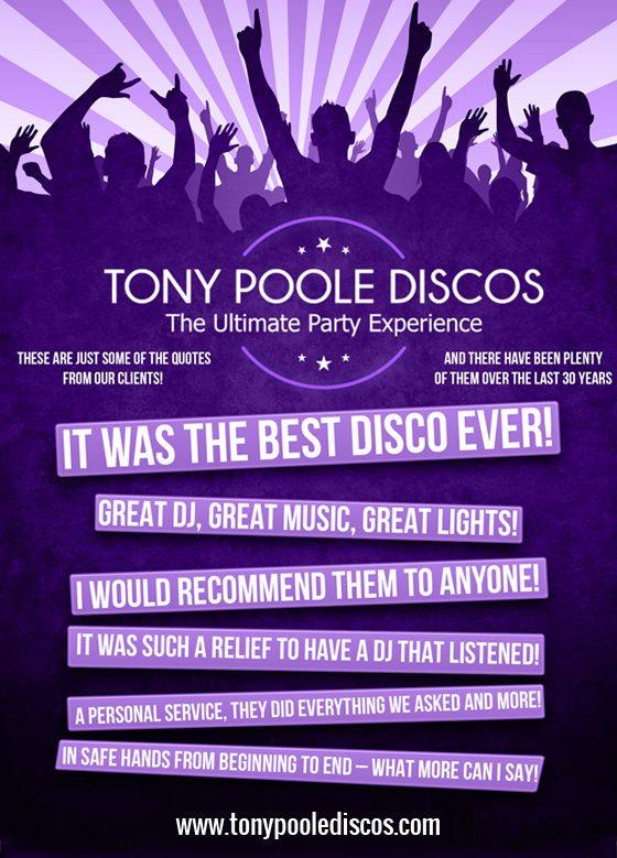Great Disco Essex, Hertfordshire, London