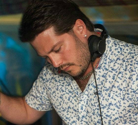 DJ Steve Cooke