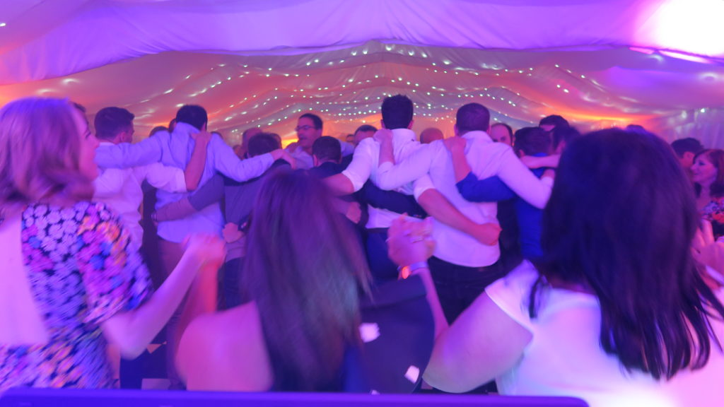 Marquee Loughton Engagement Party