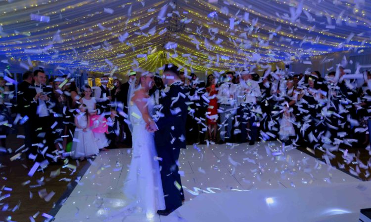Wedding dance disco Tony Poole Discos