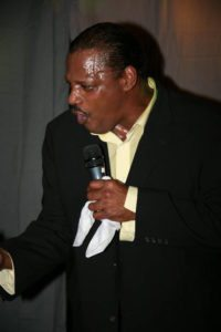 Performing With Alexander O'Neal