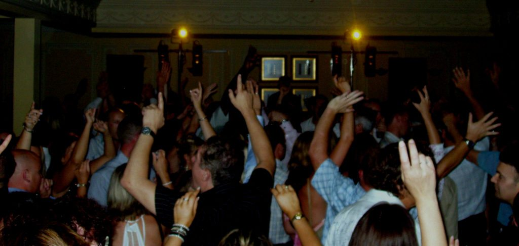 The Prince Regent Hotel Woodford, Essex, The Original Over 35s Night