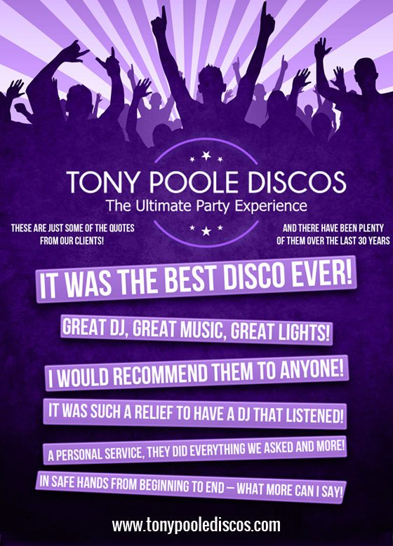 Great Disco Essex, Hertfordshire, London
