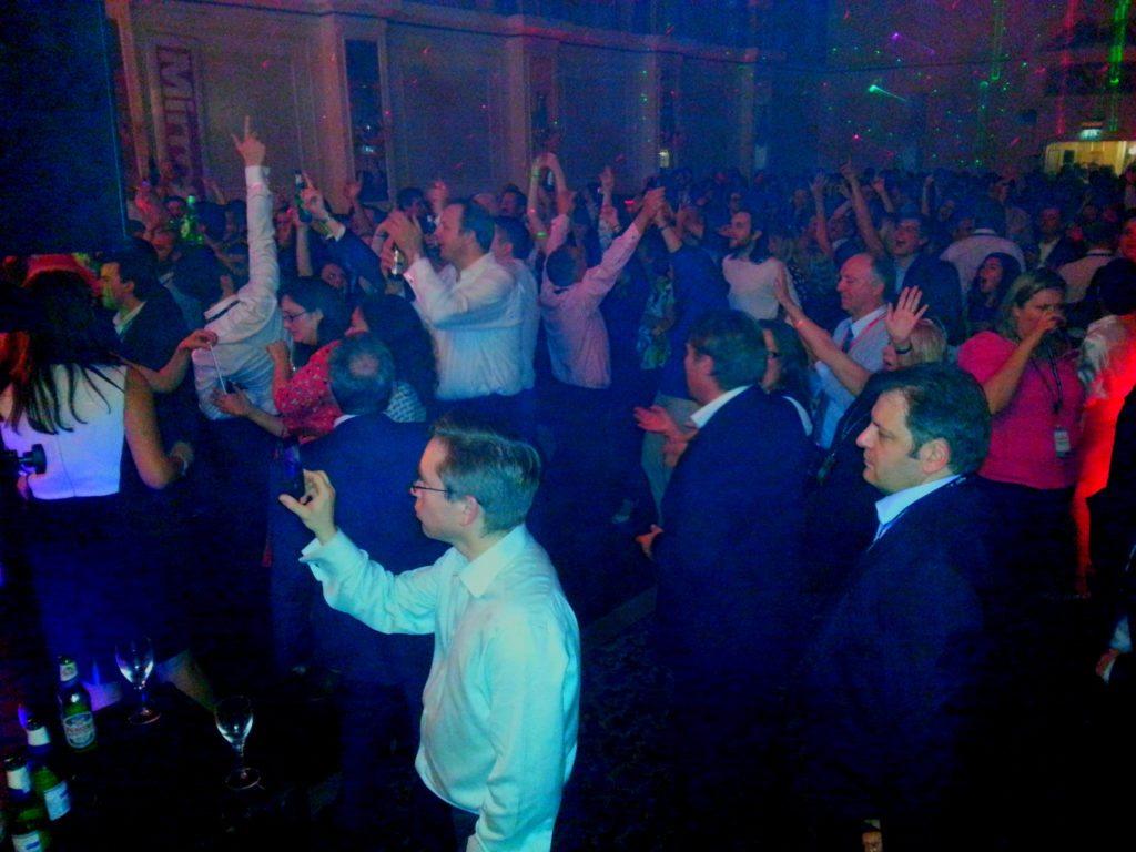 Brighton Hilton Metropole, Corporate Event