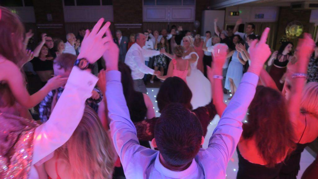 Cheshunt Rugby Club, Herts, Wedding