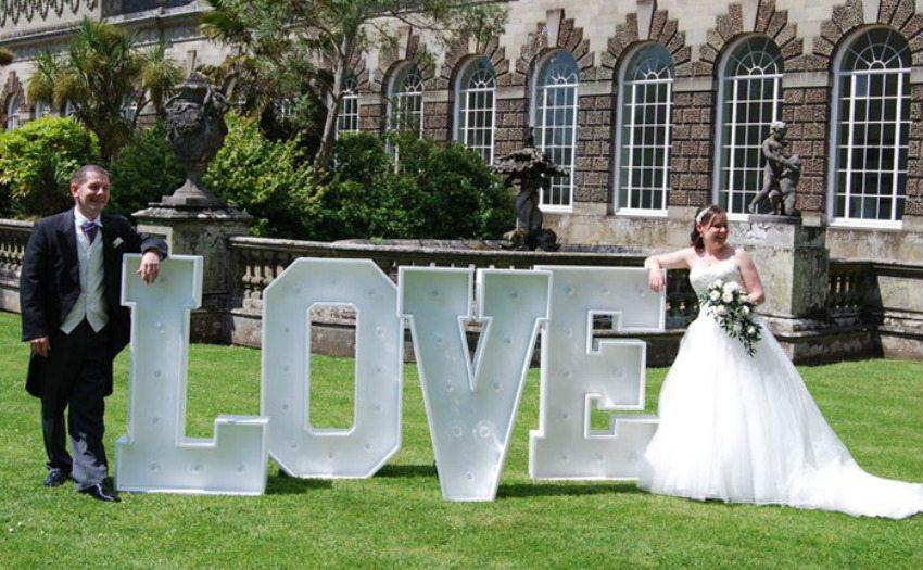 Ettington Park, Stratford Upon Avon, Love Letters