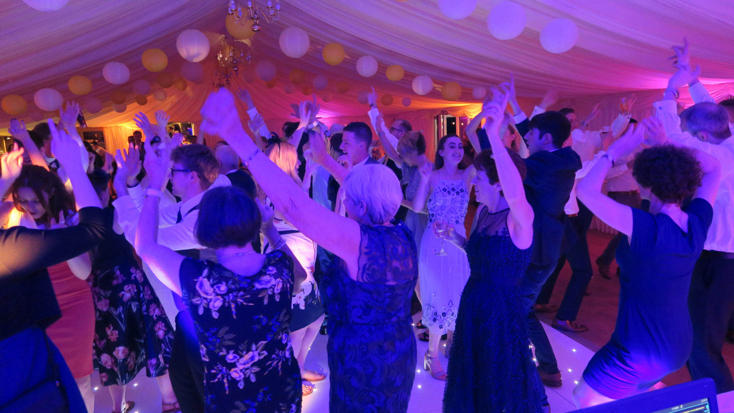 Mulberry House, Essex, Wedding DJ