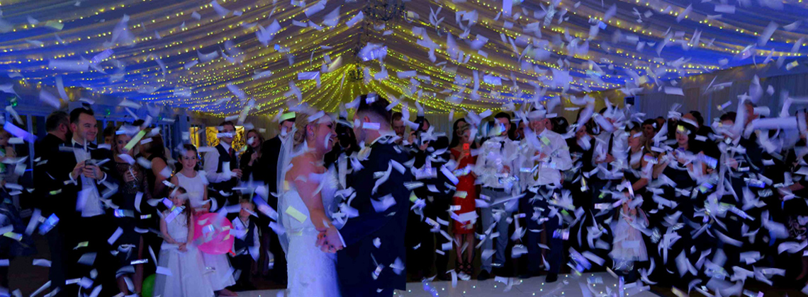 Tony Poole Discos provide professional, experienced DJs and state of the art mobile discos, ambience uplighting, dance floors, backdrops, light up LOVE letters & photo booths in Essex, Herts, London and beyond